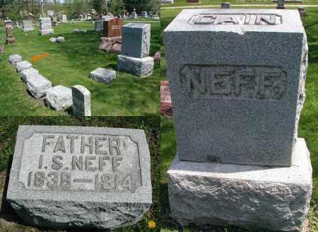 NEFF, I. S. - DuPage County, Illinois | I. S. NEFF - Illinois Gravestone Photos