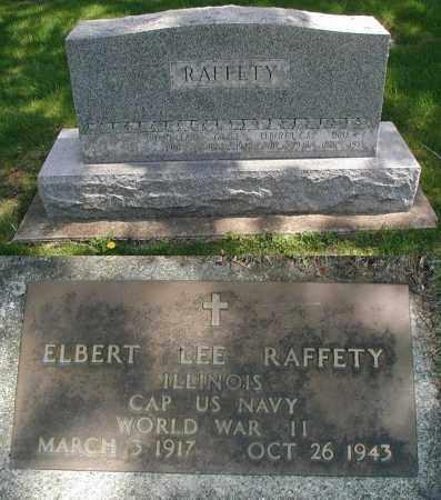 RAFFETY, GRACE S. - DuPage County, Illinois   GRACE S. RAFFETY - Illinois Gravestone Photos