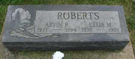 ROBERTS, ARVIN R. - DuPage County, Illinois | ARVIN R. ROBERTS - Illinois Gravestone Photos