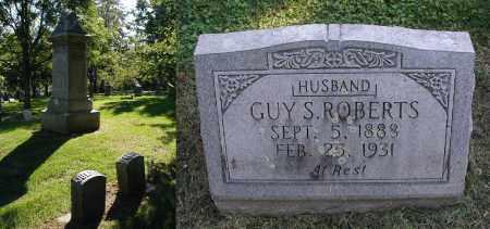 ROBERTS, GUY S. - DuPage County, Illinois | GUY S. ROBERTS - Illinois Gravestone Photos