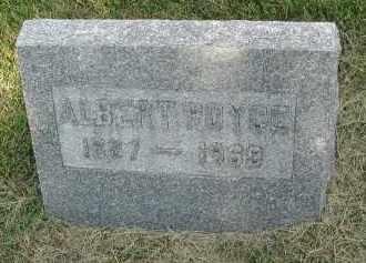 ROYCE, ALBERT - DuPage County, Illinois | ALBERT ROYCE - Illinois Gravestone Photos