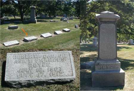 ROYCE, ROBERT - DuPage County, Illinois   ROBERT ROYCE - Illinois Gravestone Photos