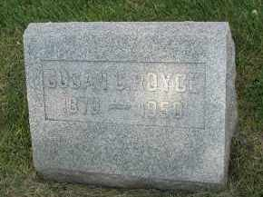 ROYCE, SUSAN C. - DuPage County, Illinois | SUSAN C. ROYCE - Illinois Gravestone Photos