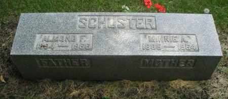 SCHUSTER, MINNIE A. - DuPage County, Illinois | MINNIE A. SCHUSTER - Illinois Gravestone Photos