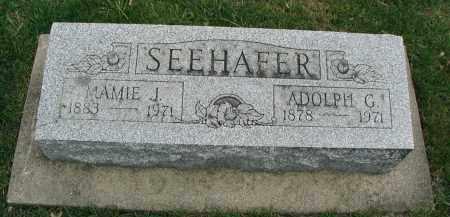 SEEHAFER, ADOLPH G. - DuPage County, Illinois   ADOLPH G. SEEHAFER - Illinois Gravestone Photos