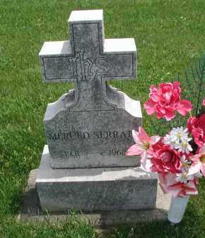 SERRATO, MERCED - DuPage County, Illinois | MERCED SERRATO - Illinois Gravestone Photos