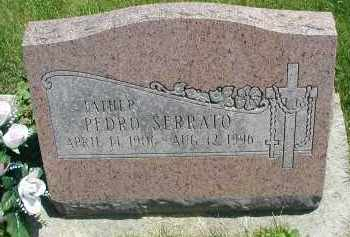 SERRATO, PEDRO - DuPage County, Illinois | PEDRO SERRATO - Illinois Gravestone Photos