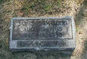 SHELDON, JAMES M. - DuPage County, Illinois | JAMES M. SHELDON - Illinois Gravestone Photos