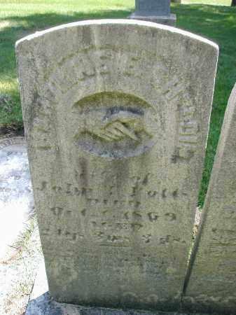 SHELDON, KAROLINE - DuPage County, Illinois | KAROLINE SHELDON - Illinois Gravestone Photos