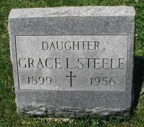 STEELE, GRACE L. - DuPage County, Illinois | GRACE L. STEELE - Illinois Gravestone Photos