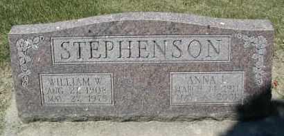 STEPHENSON, WILLIAM W. - DuPage County, Illinois | WILLIAM W. STEPHENSON - Illinois Gravestone Photos
