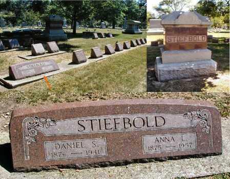 STIEFBOLD, ANNA L. - DuPage County, Illinois | ANNA L. STIEFBOLD - Illinois Gravestone Photos