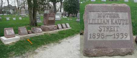 KAUTZ STREIT, LILLIAN - DuPage County, Illinois | LILLIAN KAUTZ STREIT - Illinois Gravestone Photos