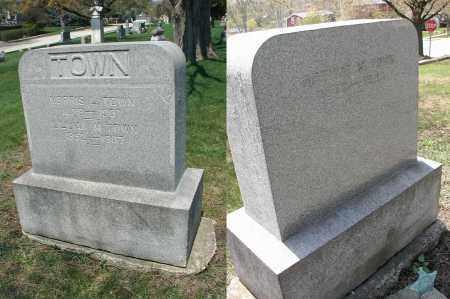 TOWN, MORRIS L. - DuPage County, Illinois   MORRIS L. TOWN - Illinois Gravestone Photos