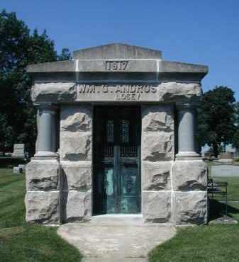 ANDERSON, MINNIE E. - DuPage County, Illinois | MINNIE E. ANDERSON - Illinois Gravestone Photos