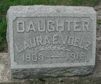 VOELZ, LAURA E. - DuPage County, Illinois   LAURA E. VOELZ - Illinois Gravestone Photos