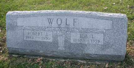 WOLF, ROBERT J. - DuPage County, Illinois | ROBERT J. WOLF - Illinois Gravestone Photos
