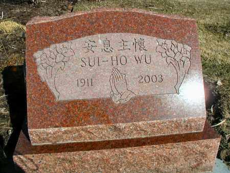 WU, SUI-HO - DuPage County, Illinois | SUI-HO WU - Illinois Gravestone Photos
