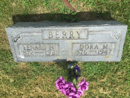 BERRY, DORA MAY - Franklin County, Illinois | DORA MAY BERRY - Illinois Gravestone Photos