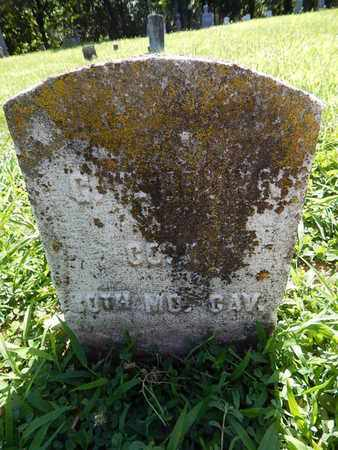 BROWN (VETERAN USA), G W - Franklin County, Illinois | G W BROWN (VETERAN USA) - Illinois Gravestone Photos