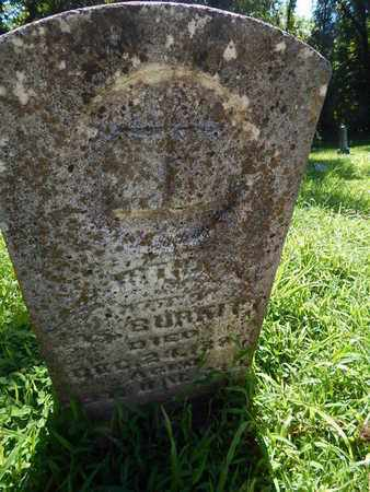 BURKITT, MARTHA A - Franklin County, Illinois | MARTHA A BURKITT - Illinois Gravestone Photos