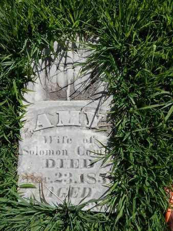 COMBS, AMY - Franklin County, Illinois | AMY COMBS - Illinois Gravestone Photos