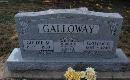 GALLOWAY, GROVER CLEVELAND - Franklin County, Illinois | GROVER CLEVELAND GALLOWAY - Illinois Gravestone Photos
