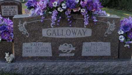 GALLOWAY, RALPH - Franklin County, Illinois | RALPH GALLOWAY - Illinois Gravestone Photos