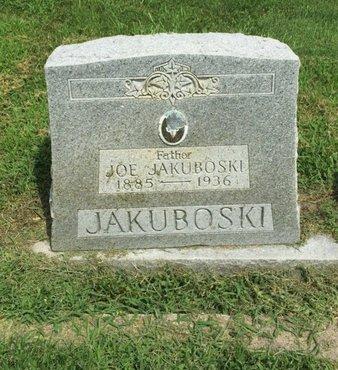 JAKUBOSKI, JOE - Franklin County, Illinois | JOE JAKUBOSKI - Illinois Gravestone Photos
