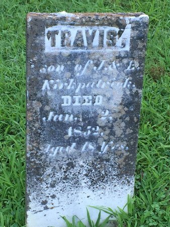 KIRKPATRICK, TRAVIS - Franklin County, Illinois | TRAVIS KIRKPATRICK - Illinois Gravestone Photos