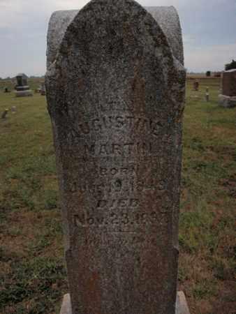 MARTIN, AUGUSTINE - Franklin County, Illinois | AUGUSTINE MARTIN - Illinois Gravestone Photos