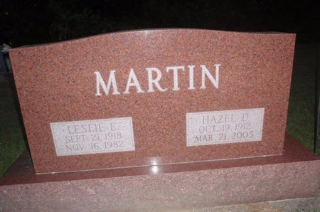 MARTIN, HAZEL D - Franklin County, Illinois | HAZEL D MARTIN - Illinois Gravestone Photos