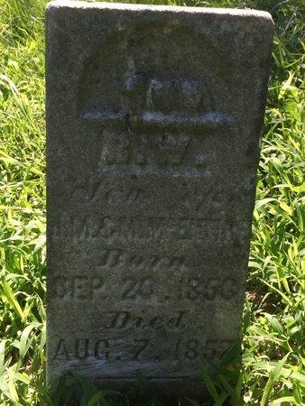 MCENTIRE, R W - Franklin County, Illinois | R W MCENTIRE - Illinois Gravestone Photos