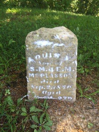 MCGLASSON, LOUIS A - Franklin County, Illinois | LOUIS A MCGLASSON - Illinois Gravestone Photos