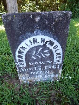 MULKEY, FRANKLIN H - Franklin County, Illinois   FRANKLIN H MULKEY - Illinois Gravestone Photos