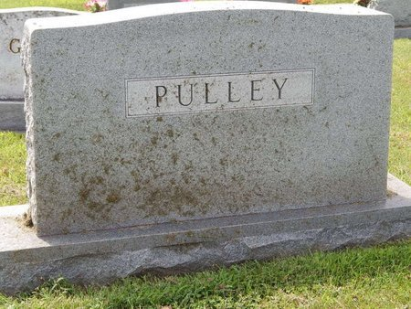 PULLEY, FAMILY MARKER - Franklin County, Illinois   FAMILY MARKER PULLEY - Illinois Gravestone Photos