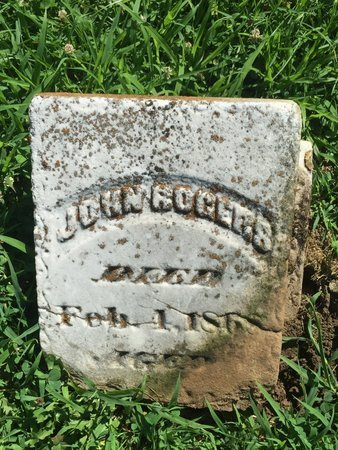 ROGERS, JOHN - Franklin County, Illinois | JOHN ROGERS - Illinois Gravestone Photos