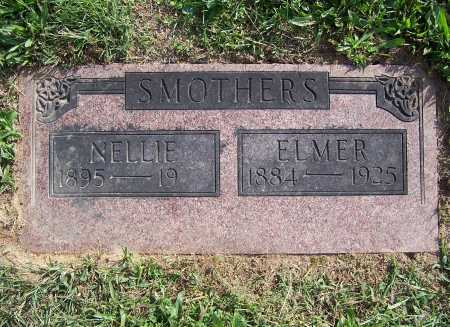 SMOTHERS, NELLIE - Franklin County, Illinois | NELLIE SMOTHERS - Illinois Gravestone Photos