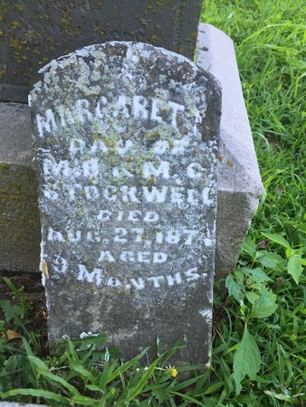 STOCKWELL, MARGARET - Franklin County, Illinois | MARGARET STOCKWELL - Illinois Gravestone Photos