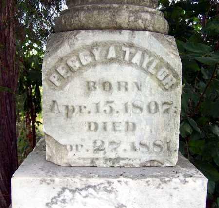 TAYLOR, PEGGY ANN - Franklin County, Illinois | PEGGY ANN TAYLOR - Illinois Gravestone Photos
