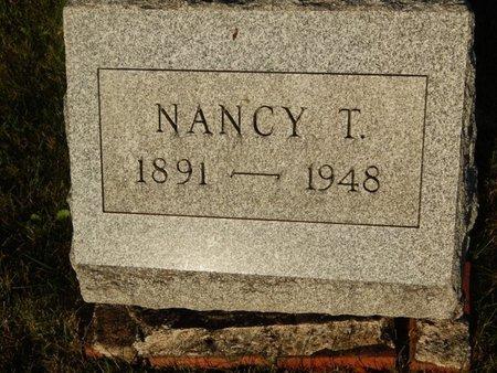 WEBB, NANCY T - Franklin County, Illinois | NANCY T WEBB - Illinois Gravestone Photos