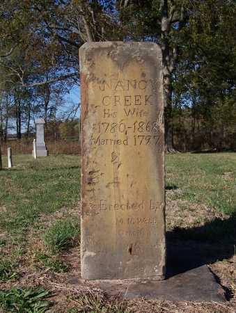 WEBB, NANCY - Franklin County, Illinois | NANCY WEBB - Illinois Gravestone Photos