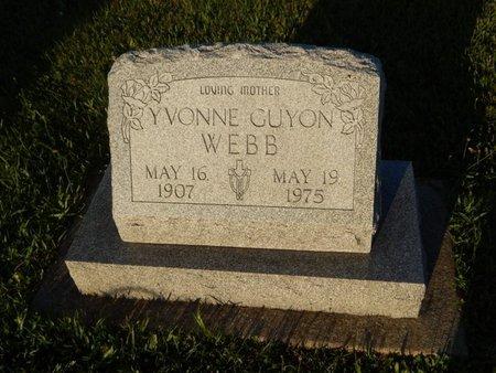 WEBB, YVONNE - Franklin County, Illinois | YVONNE WEBB - Illinois Gravestone Photos