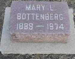CARITHERS BOTTENBERG, MARY L. - Fulton County, Illinois | MARY L. CARITHERS BOTTENBERG - Illinois Gravestone Photos