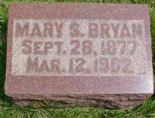BRYAN, MARY SUSAN - Fulton County, Illinois | MARY SUSAN BRYAN - Illinois Gravestone Photos