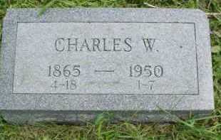 CRAFT, CHARLES WILLIAM - Fulton County, Illinois | CHARLES WILLIAM CRAFT - Illinois Gravestone Photos