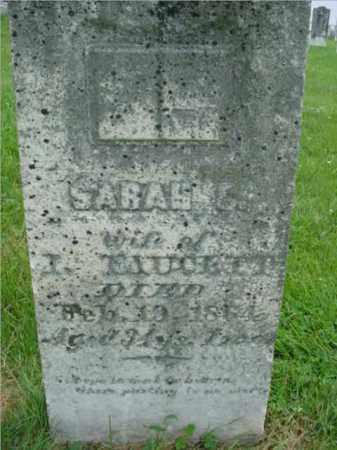 FAUCETT, SARAH CATHERINE - Fulton County, Illinois | SARAH CATHERINE FAUCETT - Illinois Gravestone Photos