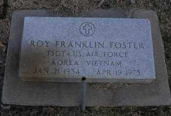 FOSTER, ROY FRANKLIN - Fulton County, Illinois | ROY FRANKLIN FOSTER - Illinois Gravestone Photos