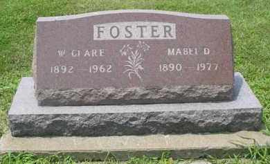 FOSTER, MABEL D. - Fulton County, Illinois | MABEL D. FOSTER - Illinois Gravestone Photos
