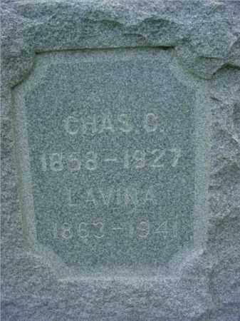 GILLILAND, LAVINA - Fulton County, Illinois | LAVINA GILLILAND - Illinois Gravestone Photos